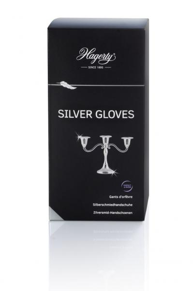 Hagerty Silver Handschuhe - Silver Gloves