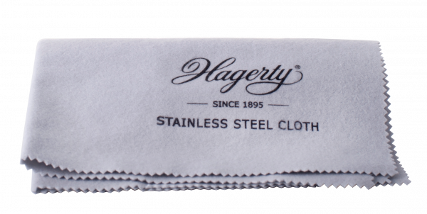 Hagerty Stainless Steel Cloth 30 x 36 cm